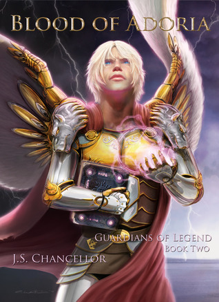 Blood of Adoria (Guardians of Legend #2)