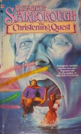 The Christening Quest by Elizabeth Ann Scarborough