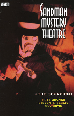 Sandman Mystery Theatre, Vol. 4: The Scorpion