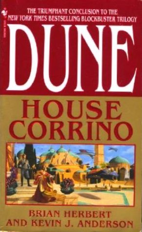 House Corrino by Brian Herbert