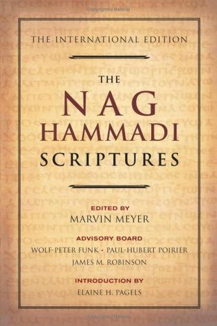 The Nag Hammadi Scriptures by Marvin C. Meyer