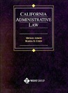 California Administrative Law (American Casebook Series and Other Coursebooks) (American Casebook Series and Other Coursebooks)