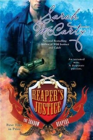 Reaper's Justice by Sarah McCarty