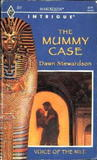 The Mummy Case (Harlequin Intrigue, #257)
