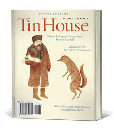 Tin House, Winter Reading, #46, Volume 12, Number 2 by Win McCormack