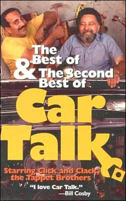 The Best and the Second Best of Car Talk by Tom Magliozzi