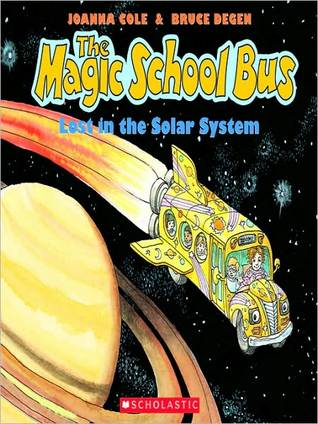 Lost in the Solar System (The Magic School Bus)