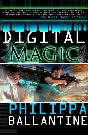 Digital Magic by Philippa Ballantine