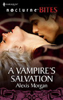 A Vampire's Salvation by Alexis Morgan
