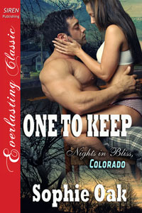 One to Keep (Nights in Bliss, Colorado #3)