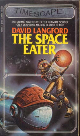 The Space Eater by David Langford