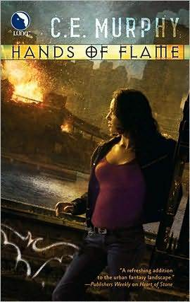 Hands Of Flame (Negotiator Trilogy, #3)