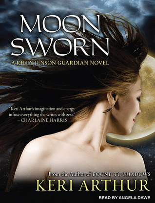 Moon Sworn (Riley Jenson, Guardian, #9)