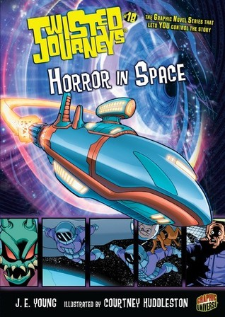 Horror in Space (Twisted Journeys,  #18)