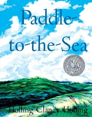 Paddle-to-the-Sea by Holling Clancy Holling