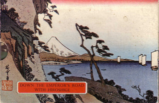 Down the Emperor's Road With Hiroshige by Hiroshige Andō