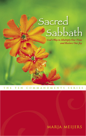Sacred Sabbath (Ten Commandment by Marja Meijers