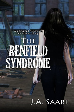 The Renfield Syndrome by J.A. Saare