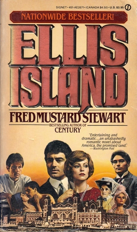 Ellis Island by Fred M. Stewart