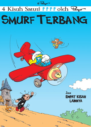 Smurf Terbang (Les Schtroumpfs / The Smurfs #14)