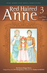 Red Haired Anne Vol. 3 by Yumiko Igarashi