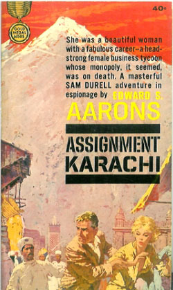 Assignment Karachi (Sam Durell #16)