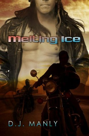 Melting Ice 1 by D.J. Manly