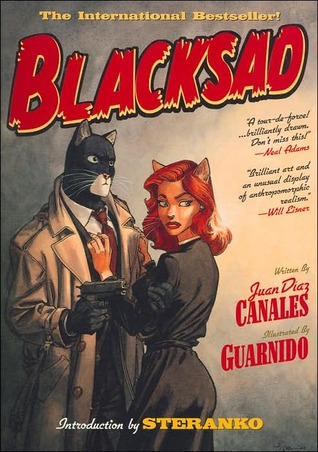 Blacksad (Blacksad, #1)