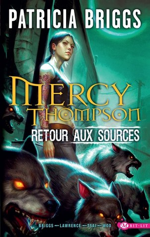 Retour aux sources (Mercy Thompson Comics)