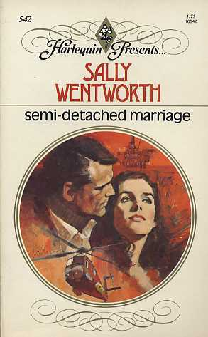 Semi-Detached Marriage by Sally Wentworth