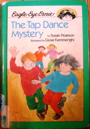The Tap Dance Mystery by Susan Pearson