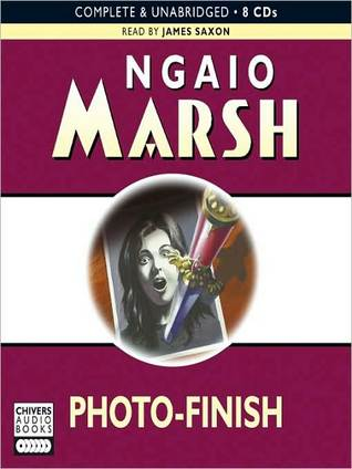 Photo Finish (Roderick Alleyn Series)