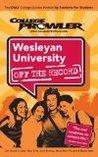 Wesleyan University: Off the Record