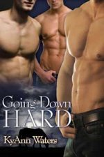 Going Down Hard by KyAnn Waters
