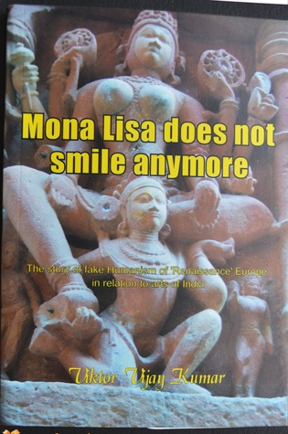Mona Lisa does not smile anymore