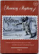 Nightmare Town by Dashiell Hammett