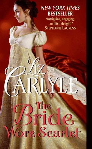 The Bride Wore Scarlet (Fraternitas Aureae Crucis, #2)
