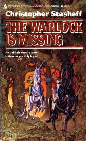 The Warlock Is Missing (Warlock Series, #6)