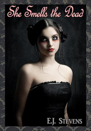 She Smells the Dead by E.J. Stevens