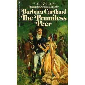 The Penniless Peer by Barbara Cartland