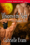 Whispers in the Night by Gabrielle Evans