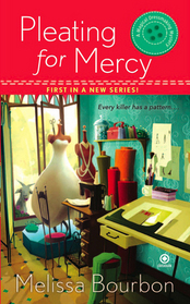Pleating for Mercy (A Magical Dressmaking Mystery #1)