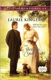 The Sheriff's Sweetheart (Brides of Simpson Creek, #3)