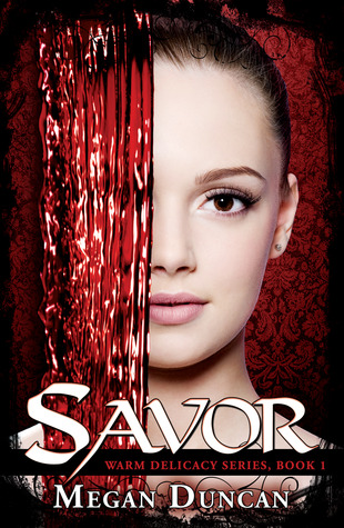 Savor by Megan Duncan Book Review