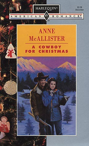 A cowboy for Christmas by Anne McAllister