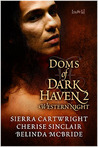 Doms of Dark Haven 2: Western Nights (Mountain Masters, #2.5)