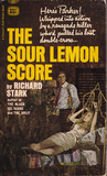 The Sour Lemon Score by Richard Stark