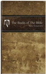 The Books Of The Bible   New Testament by Unknown Author 839
