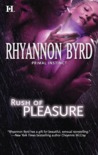 Rush of Pleasure by Rhyannon Byrd