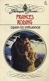 Open To Influence (Harlequin Presents, No 1052)